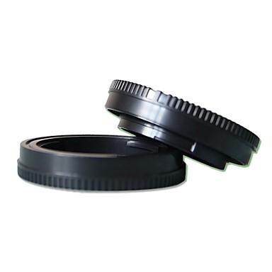 pajiatu achterste lensdop + camera body cap voor Sony NEX 5r 5t 5c 5n 3n f3 a6000 a5100 A5000 NEX7 nex6 NEX5 NEX3 a7 a7r