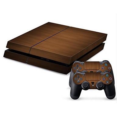 B-SKIN Çıkarmalar Uyumluluk Sony PS4 ,  Çıkarmalar PVC 1 pcs birim
