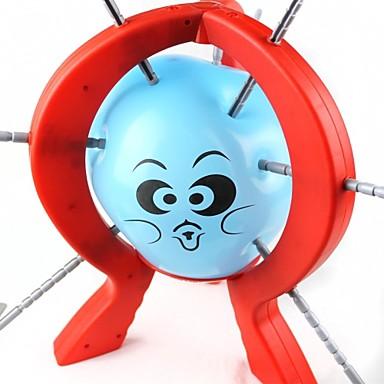 Ballonnen Avontuurspel Speeltjes Opblaasbaar Feest Muovi Ouders-kind Spellen ontploffing Creatief 1 Stuks Kinderen Volwassenen Verjaardag