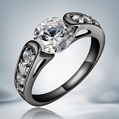 Feminino Maxi anel bijuterias Liga Jóias Para Diário Casual