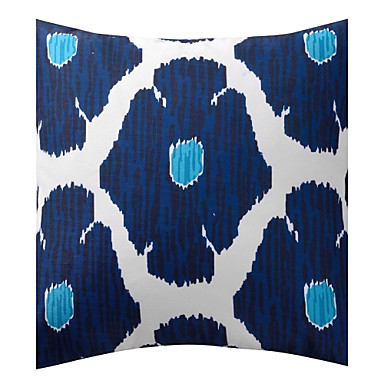 σύγχρονη Ikat πολυεστέρα κάλυψη διακοσμητικό μαξιλάρι
