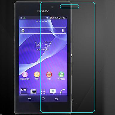 (0.3mm dun, 9h hardheid) 2.5d afgeronde randen gehard glazen scherm film protector voor de Sony Xperia m2