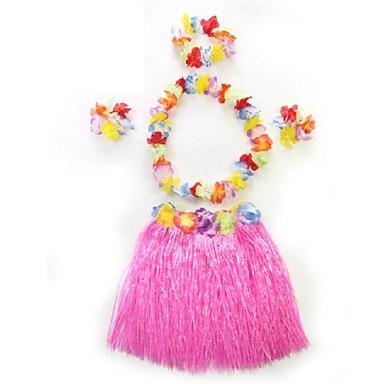 Mehre Kostüme Cosplay Kostüme Kinder Karneval Fest / Feiertage Halloween Kostüme Austattungen Grün / Blau / Rosa