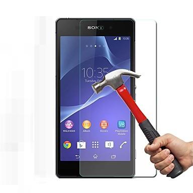 Displayschutzfolie für Sony Sony Xperia Z3 Hartglas 1 Stück High Definition (HD)