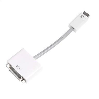 Mini-DVI-naar-DVI-adapter kabel voor macbook (man op man)