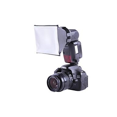 mini-estúdio universal suave caixa de flash difusor xtsbfd para Nikon Canon sb-800/900 da Olympus sony unidades de flash externo