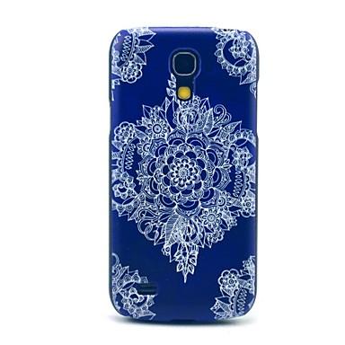 Για Samsung Galaxy Θήκη Με σχέδια tok Πίσω Κάλυμμα tok Μάνταλα PC Samsung S4 Mini