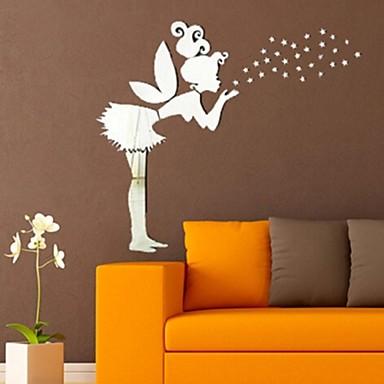 Dekoratif Duvar Çıkartmaları - Duvar Stikerları Karton Oturma Odası / Yatakodası / Banyo / Çıkarılabilir