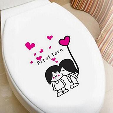 Badversiering Toilet / Bad / Douche Kunststof Multifunctioneel / Milieuvriendelijk / Geschenk