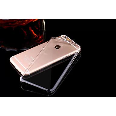 iPhone 6 Plus - Overige - Transparant TPU )