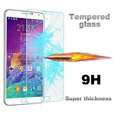 huyshe 0,33 mm 2.5d ronde rand 9h anti-kras gehard glas screen protector voor de Samsung Galaxy a3
