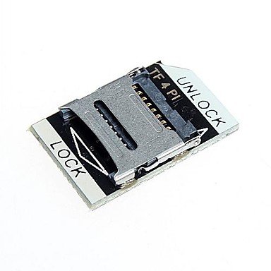 Raspberry Pi μεταφοράς TF κάρτα SD