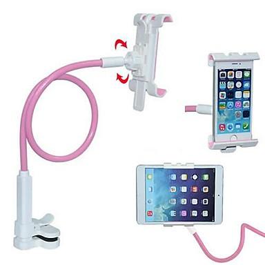 De Cama iPad 2 iPhone 6 Plus iPhone 6 iPhone 5S iPhone 5 iPhone 5C iPhone 4/4S Universal O novo iPad iPad mini 3 iPad Air 2 Tablet iPad 4