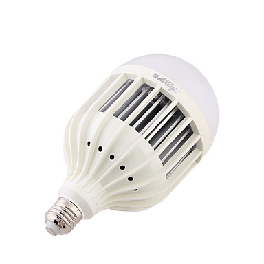 E26/E27 LED-pallolamput A60(A19) 72 ledit SMD 5730 Koristeltu Lämmin valkoinen 2200lm 3000