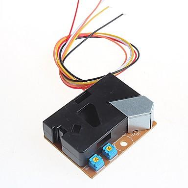 poeira PM2.5 sensor de poeira sensor detecta para arduino