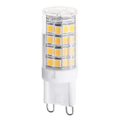 YWXLIGHT® 350 lm G9 LED-maïslampen T 51 leds SMD 2835 Warm wit Natuurlijk wit AC 220-240V
