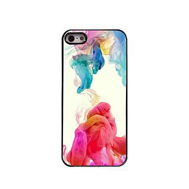 Voor iPhone 5 hoesje Patroon hoesje Achterkantje hoesje Glitterglans Hard PC iPhone SE/5s/5