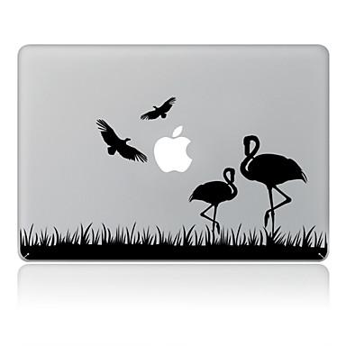 1 Pça. Adesivo para Resistente a Riscos Desenho Animado Estampa MacBook Air 13''