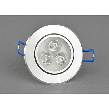 2g11 led downlights draaibaar 3 high power led 400-450lm warm wit koud wit 3000-6500k ac 100-240v