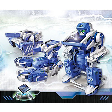 3-in-1 DIY Solar Robot Toy Educational Assembly Kit