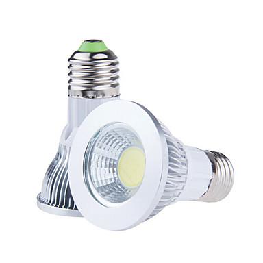 150 lm E26/E27 LED Spot Işıkları 1 led COB Sıcak Beyaz Serin Beyaz AC 220-240V