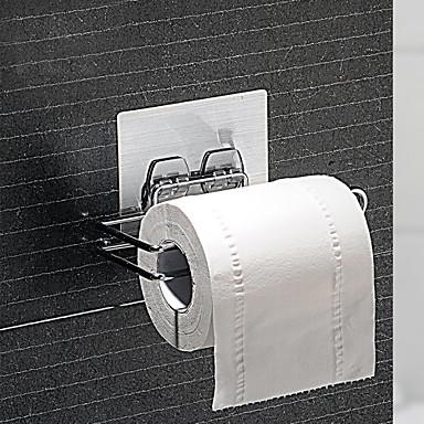 Toiletrolhouder / Chroom 211# Roestvast staal /Hedendaags