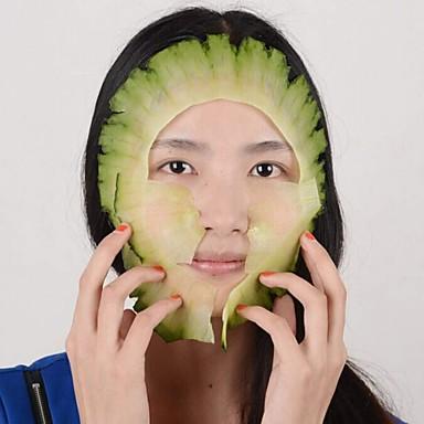 fatiador criativo beleza pepino máscara (cor aleatória)