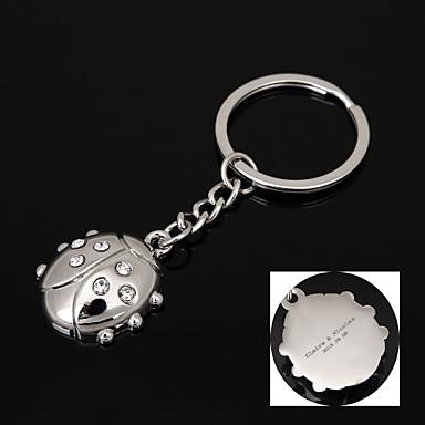 Chaveiros para Lembrancinha Aço Inoxidável Itens de Cristal-Peça/ Conjunto
