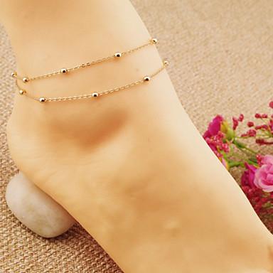 Dames Enkelring  / Armbanden Legering Feest Informeel Modieus Enkelring  Sieraden Voor Dagelijks