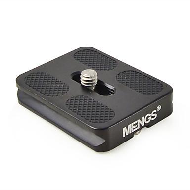 mengs® pu50 plaque de libération rapide pour caméra reflex numérique