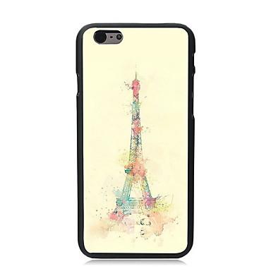 de Eiffeltoren vormgeving pc harde case voor de iPhone 6