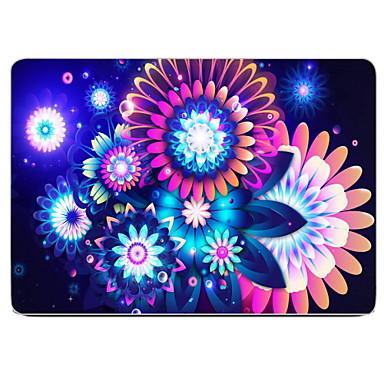 MacBook Θήκη Λουλούδι Πλαστική ύλη για MacBook Air 13 ιντσών / MacBook Air 11 ιντσών