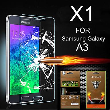 Προστατευτικό οθόνης για Samsung Galaxy A3 PET Προστατευτικό μπροστινής οθόνης