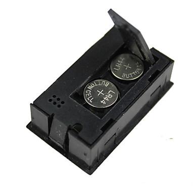 Umidade temperatura incorporado digital de temperatura eletrônico e medidor de umidade