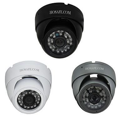 HOSAFE.COM 1.3 MP IP Camera Ao ar Livre with Prime Dia Noite Corte Infravermelhos