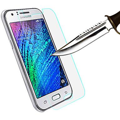 película protetora prémio tela de vidro temperado para Samsung Galaxy j1