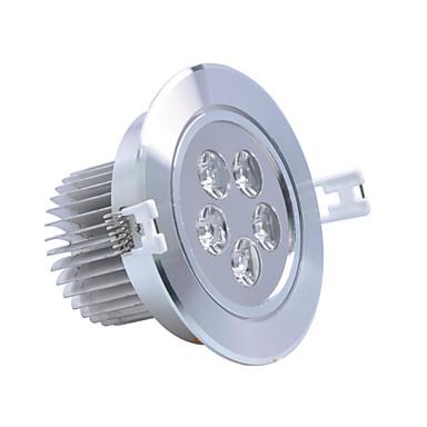400 lm LED Σποτάκια 5 leds LED Υψηλης Ισχύος Θερμό Λευκό Ψυχρό Λευκό AC 85-265V