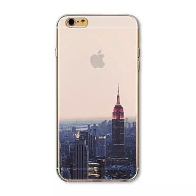 η αυγή της πόλης ακρυλικά μοτίβο σκληρό υπόθεση για το iphone 6 συν