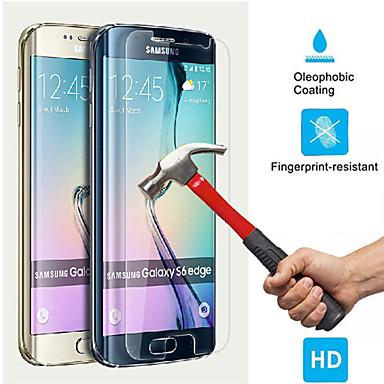 filme de tela de vidro temperado ginásio 1pc para Samsung Galaxy S6 borda g9250