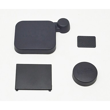 Προστατευτική θήκη / Καπάκι Φακού / Αδιάβροχο περίβλημα Αδιάβροχη Για την Κάμερα Δράσης Gopro 3 / Gopro 2 / Gopro 3+ PU δέρμα / / Gopro 1