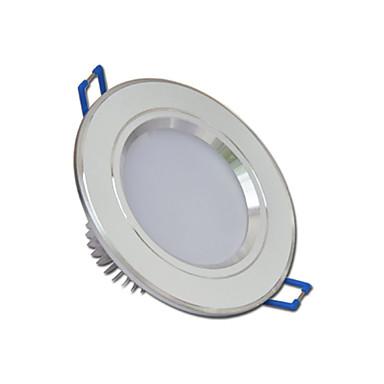 5W LED Downlight 10 SMD 5730 400lm blanco cálido / blanco frío ac 85-265v PC yangming 1