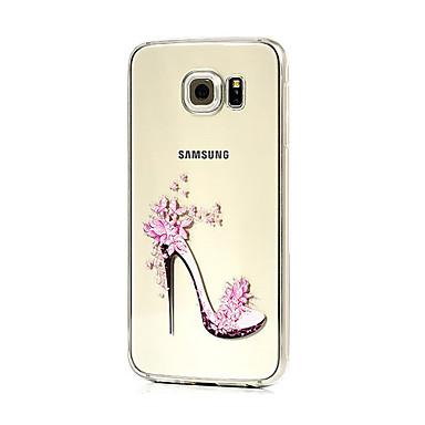 Para Samsung Galaxy Capinhas Case Tampa Com Relevo Capa Traseira Capinha Mulher Sensual PUT para Samsung S6