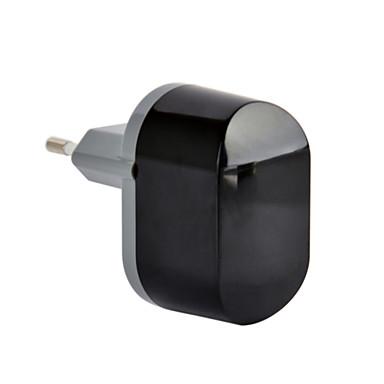 Carregador Fixo Carregador Portátil Carregador USB do telefone Ficha EU Portas Multiplas 2 Portas USB 2.1A AC 100V-240V Para iPad Para