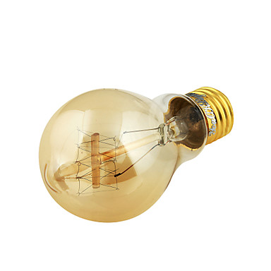 40W E26/E27 LED Λάμπες Πυράκτωσης leds Διακοσμητικό Θερμό Λευκό 3200lm 3000K AC 110-130V