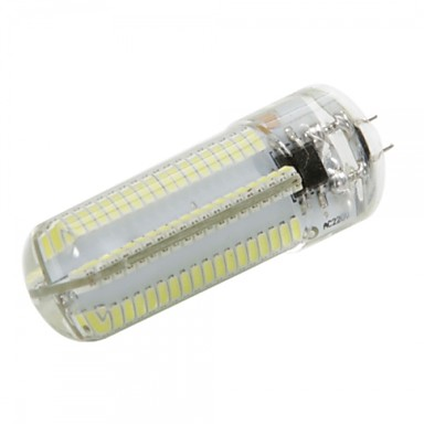 10W G4 Lâmpadas Espiga T 152 SMD 3014 1000 lm Branco Quente / Branco Frio Regulável AC 220-240 / AC 110-130 V 1 pç