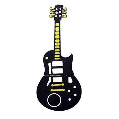1GB στικάκι usb δίσκο USB 2.0 Πλαστική ύλη Μουσικά Όργανα Μικρό Μέγεθος guitar