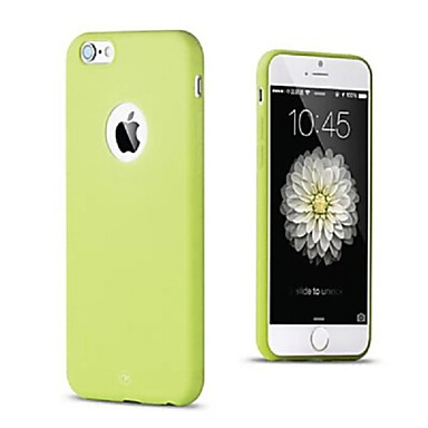 TPU Soft Hole Case for iPhone 4/4S(Assorted Colors) iPhone ...