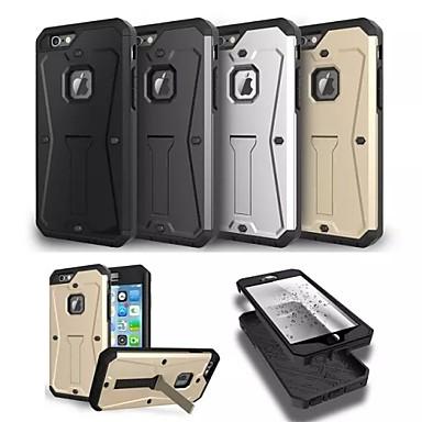 drie anti-met standaard beschermhoes voor iphone6 plus iphone hoesjes
