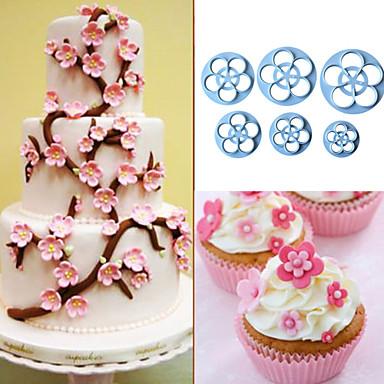 bakvorm Taart Cupcake Cake Muovi Milieuvriendelijk DHZ Hoge kwaliteit