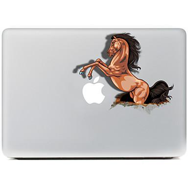 het paard decoratieve skin sticker voor MacBook Air / Pro / Pro met Retina-display